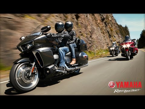 2021 Yamaha Star Venture Transcontinental Option Package in Victorville, California - Video 2