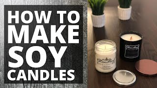 How to make candles?