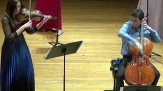 VIVALDI - Concerto For Violin And Cello In B-flat Major, RV 547