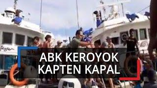 Video Detik-detik Puluhan ABK Indonesia Hajar Kapten Kapal Ikan Asal Taiwan