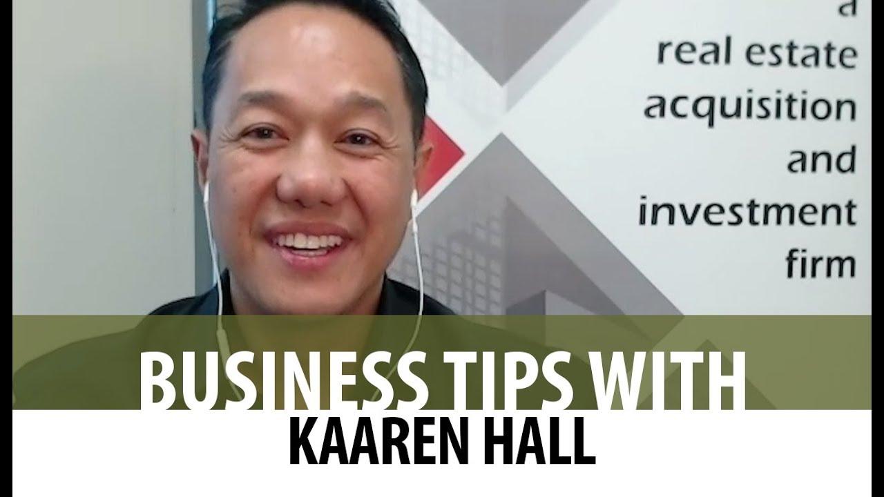 Real Estate Raw: Kaaren Hall