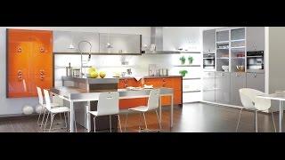 Modern Grey Kitchens Interior Design Idea