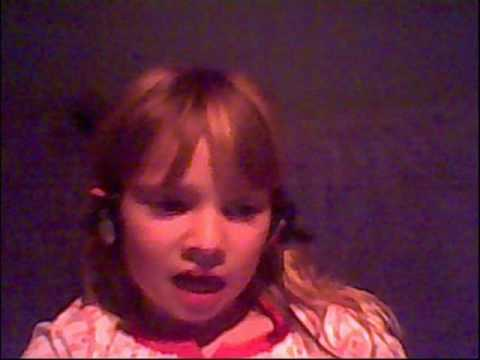 sevsn year old alone with a webcam FUNNY