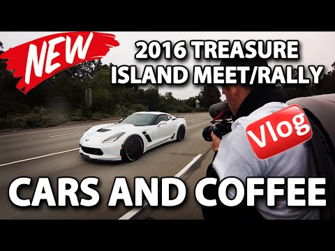 [Vlog #002] @San Francisco Treasure Islands Cars and Coffee