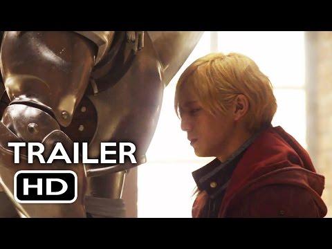 Fullmetal Alchemist Live-Action Official Teaser Trailer #1 (2017) Action Movie HD