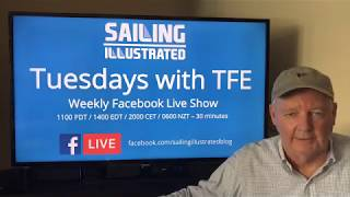 Tuesdays with TFE: Watch a replay of our new weekly Facebook Live show for July 11, 2017