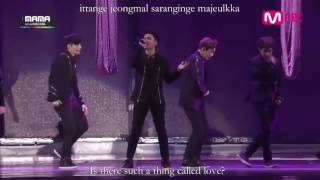 EXO Tell Me What Is Love (Rom Eng)