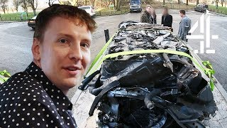 Joe Lycett CHALLENGES Car Rental Company with WRECKED Car   Joe Lycett's Got Your Back