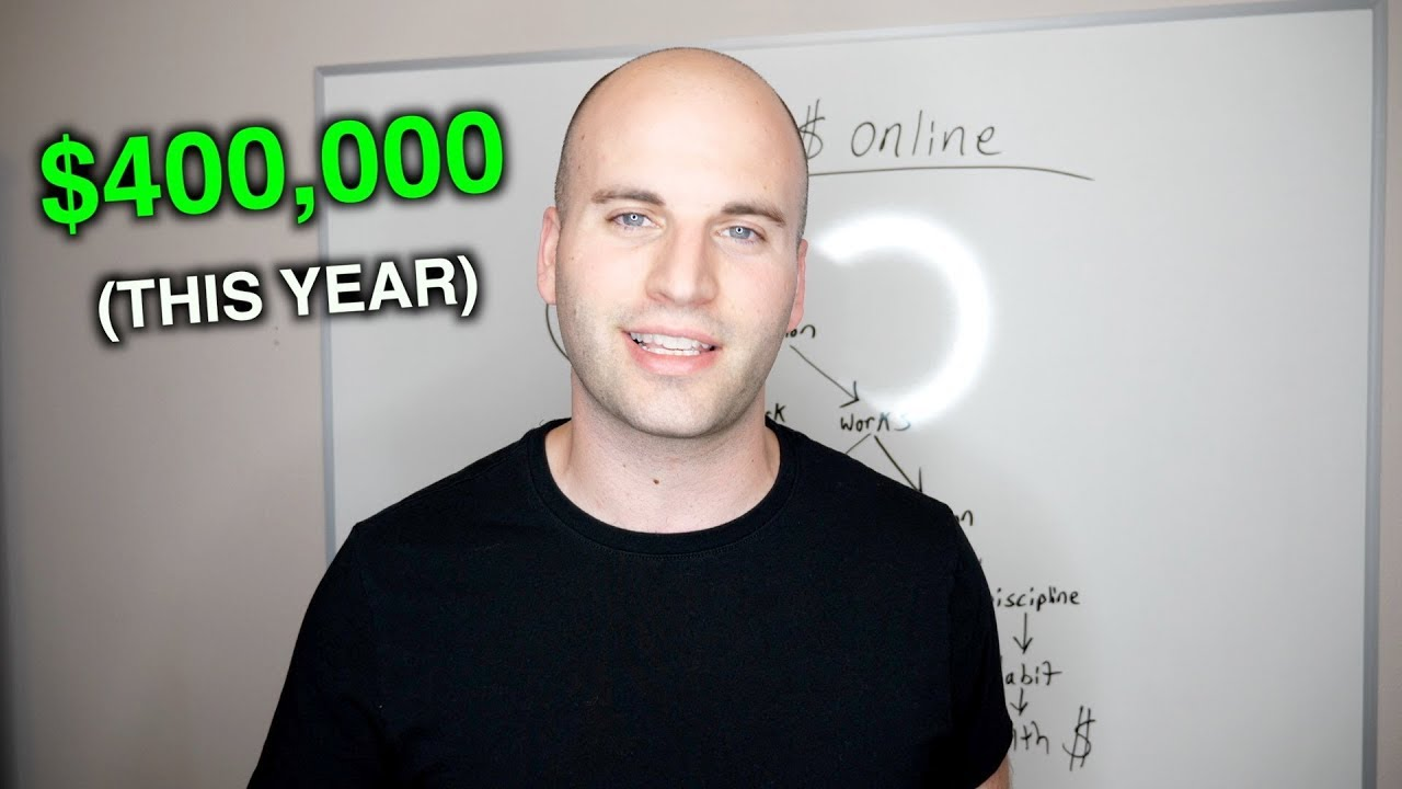 How To Earn Money Online In 2018 ($ 400,000 THIS YEAR)
