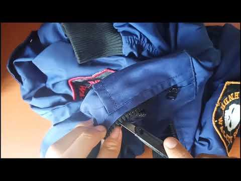 Cara Memperbaiki Resleting Yang Rusak Tas Jaket Celana смотреть