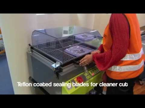 Shrink Wrapping Machine - Venus Packaging - Australia
