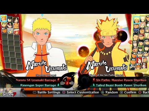 Download Naruto Shippuden: Ultimate Ninja Storm 4 - All