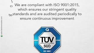 We have been implementing top-quality engineering solutions in many industries for decades.