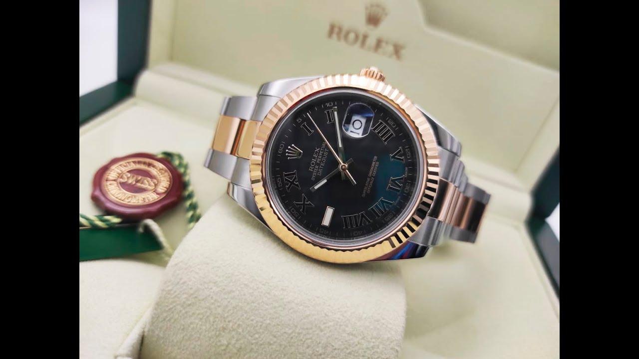 Rolex Datejust 41 mm 116333