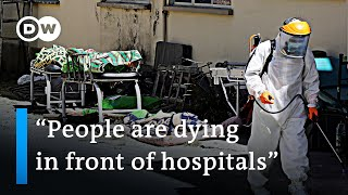 Bolivia Overwhelmed By The Coronavirus Pandemic | DW News