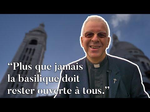 Un nouveau recteur à la basilique du Sacré-Cœur