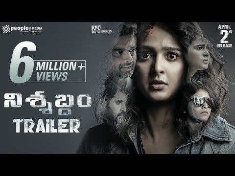 Nishabdham Trailer:  Anushka Shetty | R Madhavan