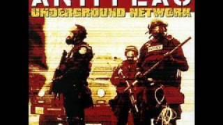 Anti-Flag - Underground Network - Underground Network