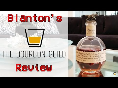 Blanton's Bourbon (Revisited) | The Bourbon Guild Review Show
