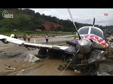 Korban Banjir di Sentani Papua Bertambah jadi 70 Orang