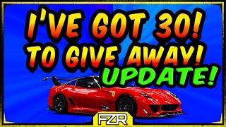 HOW TO GET THE FERRARI 599XX E/EVO FREE FORZA HORIZON 4 (NEW 2020) UPDATE!