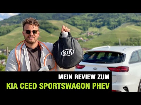 "2020 Kia Ceed SW Plug-in Hybrid ""Spirit"" (141 PS) 🔋🔌 PHEV Fahrbericht | Full Review | Test-Drive🏁"