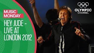 Paul McCartney - Hey Jude - Live At London 2012 | Music Monday
