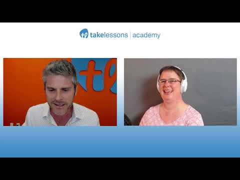 Interview with Steven Cox, Founder of Takelessons.