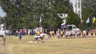 Final at 2013 European Championships F2D