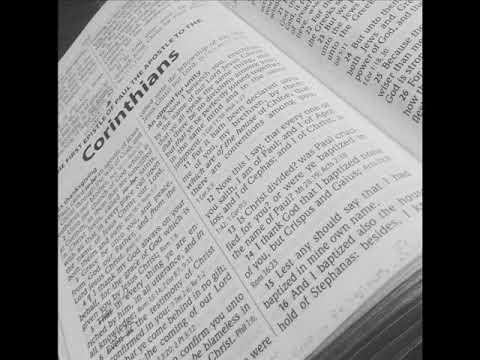 1 corinthians bible study 24