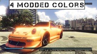 gta 5 modded orange crew color - Thủ thuật máy tính - Chia