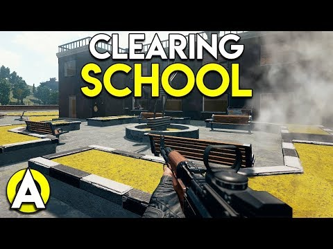CLEARING SCHOOL – PUBG (Stream Highlight)