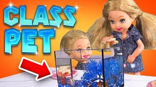 Barbie - The Preschool Class Pet   Ep.167