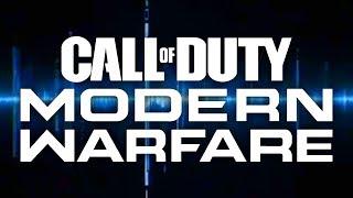 Official Call of Duty: Modern Warfare TEASER TRAILER & Leaks! (COD 2019)