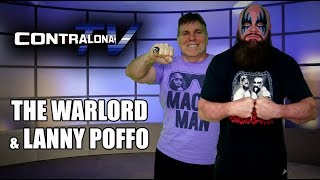 ContralonaTV: Programa #86 - The Warlord y Lanny Poffo (ENTREVISTA)