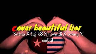Cover beautiful liar