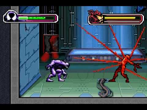 Ultimate Spider-Man GBA
