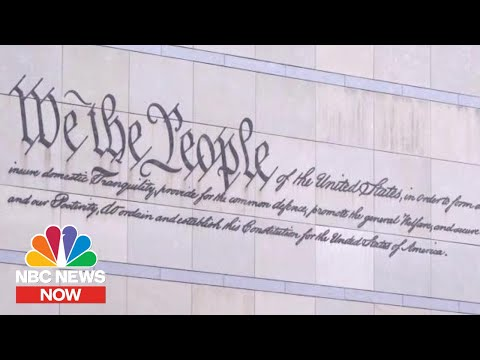 What The Constitution Says About Impeachment | NBC News NOW