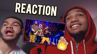 Marshmello   Light It Up Ft. Tyga & Chris Brown | REACTION