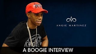 A Boogie Talks Working w/ Remy Ma, Drake Bringing Him Out @MSG + New Album!