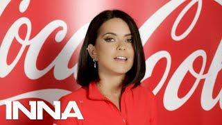 """""""Teaser INNA - La Vida Es Como Un Eco"""" - Album exclusiv pe dozele Coca-Cola Zero Zahar"""