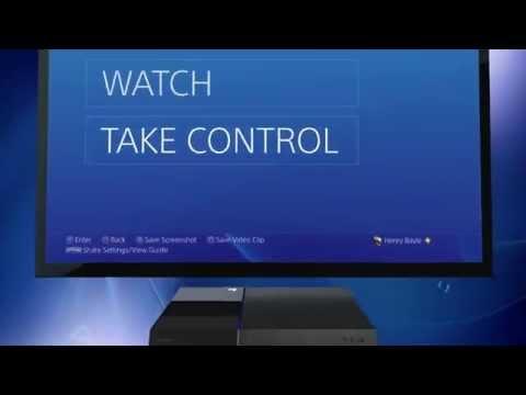 PS4 Share Play Walkthrough | GameGrin