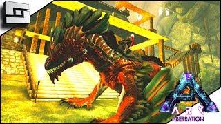 Super Drake Tame! Modded ARK ABERRATION! ( Ark Aberration Gameplay E6 )