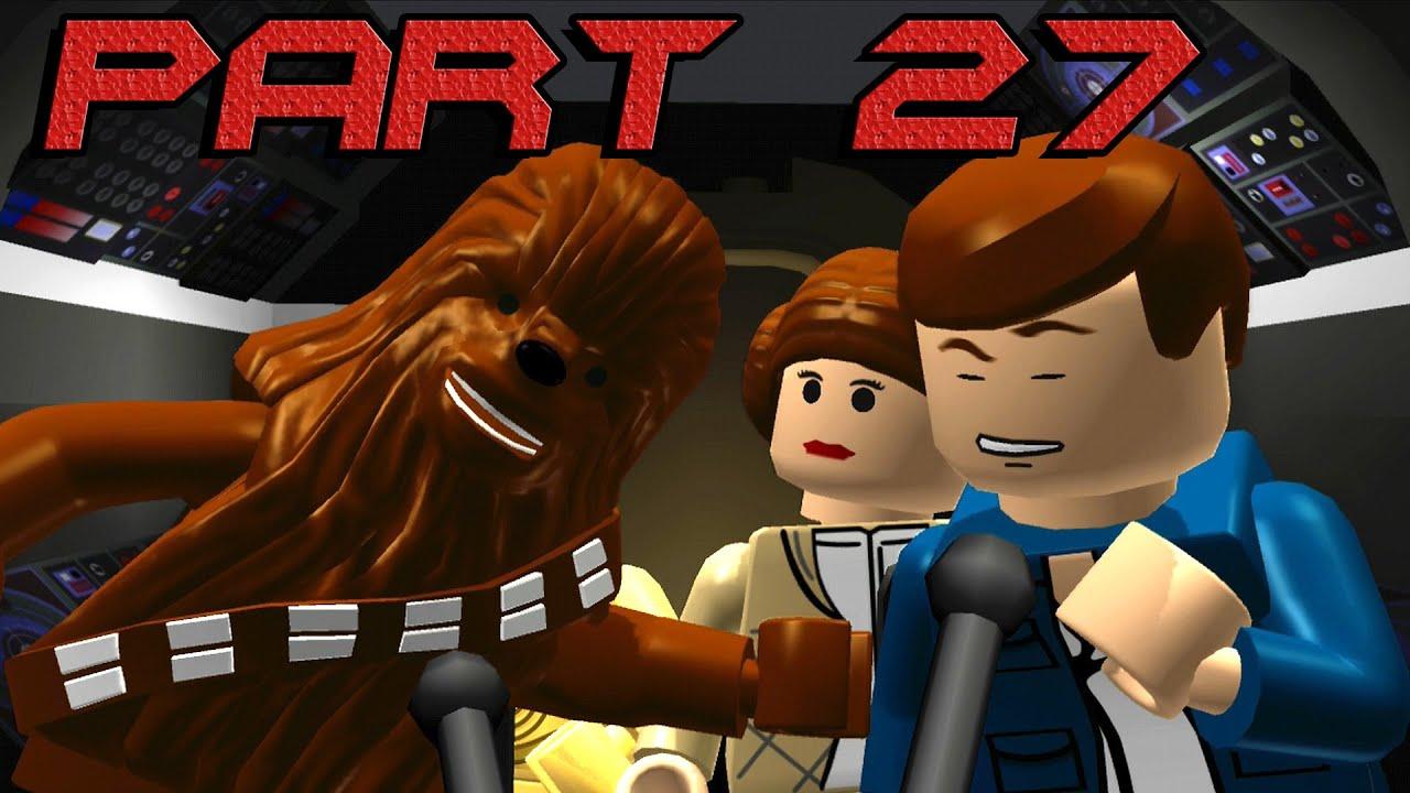 Lego Star Wars: Die komplette Saga – Part 27 – Falken-Flug