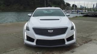 Unboxing 2017 Cadillac CTS-V The Greatest Performance Cadillac Ever