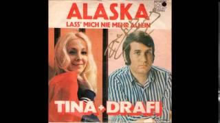 Tina & Drafi   Alaska  1971