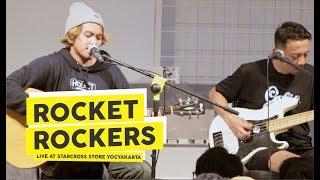 "[HD] Rocket Rockers - Pilihanku ""Maliq & D'essentials"" (Live At Starcross Store 2018, Yogyakarta)"