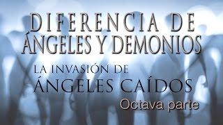 Diferencia De ángeles Y Demonios  La Invasión De ángeles Caídos # 8