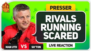 Solskjaer Press Conference Reaction! Manchester United vs Southampton