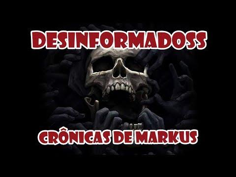 Crônicas de Markus - Leituras do mês - T02E05